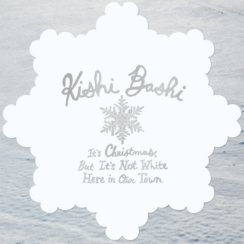 """Kishi Bashi """"It's Christmas But It's Not White Here In Our Town"""""""