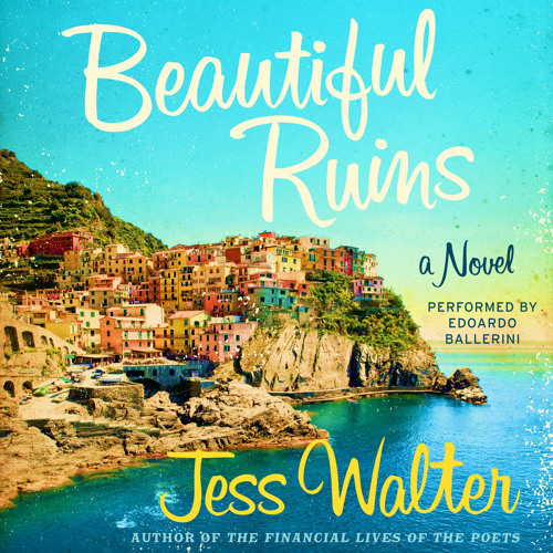 Jess Walter Discusses The Writing of His Novel, BEAUTIFUL RUINS