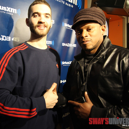 XM Shade45 Sway In The Morning Branchez Guest Mix