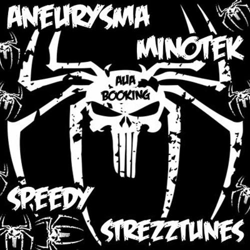 Speedy & Minotek vs. Strezztunes & Aneurysma Live-Austria-Underground-Audio