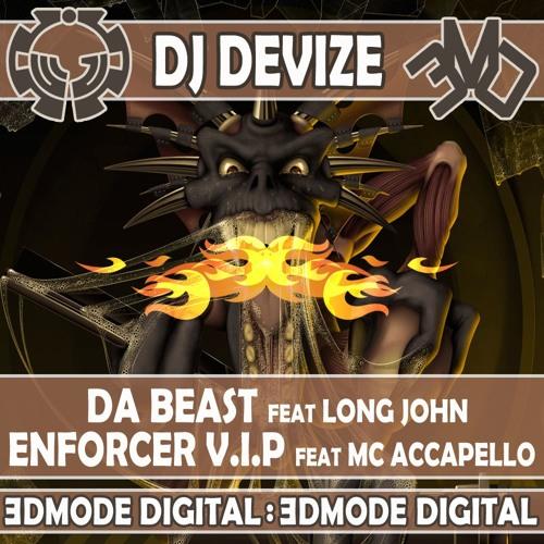 Dj Devize - Da Beast Feat Mc Long John - 3D Mode Digital