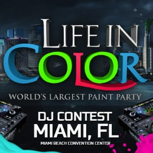 Life In Color Mix Miami Dec 28, 2012 - J Scott