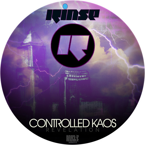 DANK013 - Controlled Kaos - Escape (Rinse.FM - DJ Allbury) [OUT NOW ON BEATPORT!!!]