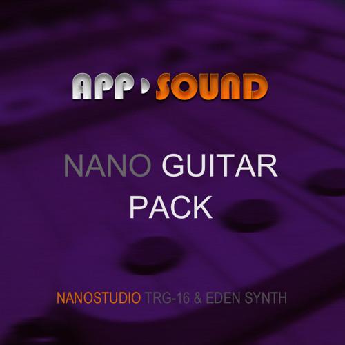 NanoStudio Guitar Pack - Eden Presets