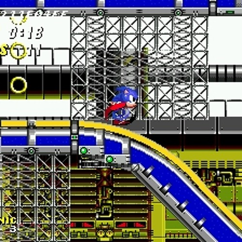 Sonic the Hedgehog 2 - Chemical Plant Zone