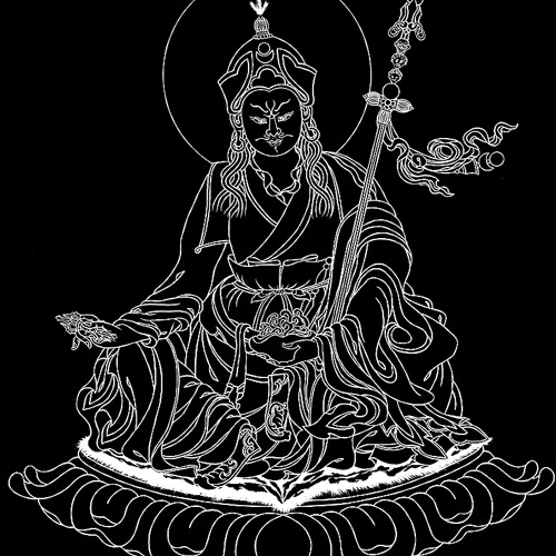 VajraGuru (prayer to reborn in Zangs mDog dPal Ri)