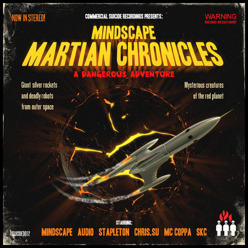 Mindscape 'Martian Chronicles' // Out Now!