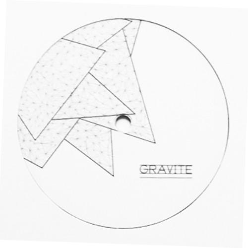 B2 - Franck Valat - Quazar (Bruno Sacco space remix) - Gravite Records [Grv002] - vinyl sample cut