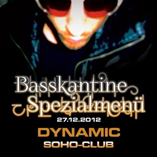 Dynamic - DnB Mixtape for Basskantine, EuroTour x Mannheim Sessions