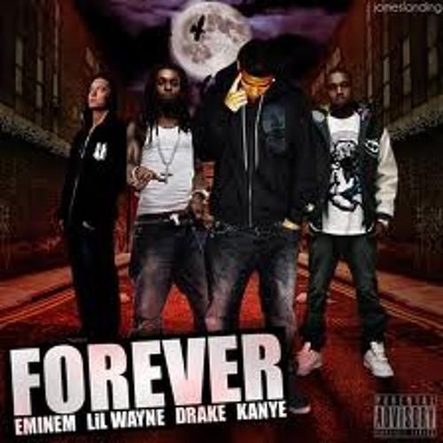 Eminem-Forever ft.Drake&LilWayne&Kayne west (remix)