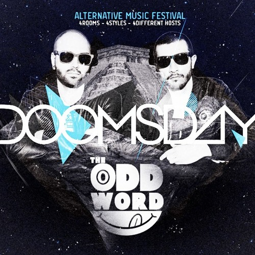 The Oddword x Doomsday Festival Exclusive Promo Mix