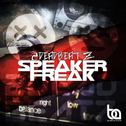 BA148 - 2deadbeatz - Speaker Freak Inc / Back2Rave Remix