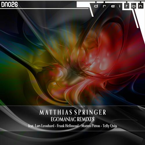 [DN026] Matthias Springer - Egomaniac - Frank Hellmond Remix (320k Free Download)