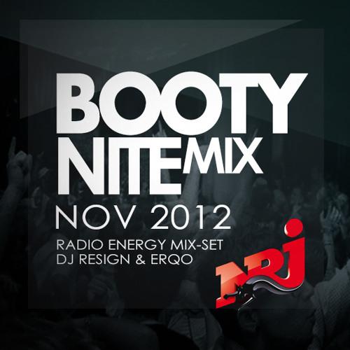 BOOTYNITE DJ TEAM - Radio Energy Mix NOV