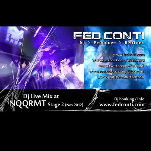 Dj Live Mix at Nqqrmt Stage 2 [Nuuk, Nov 17th 2012]