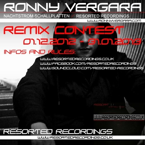 Resorted Recordings Remix Contest /The Results/