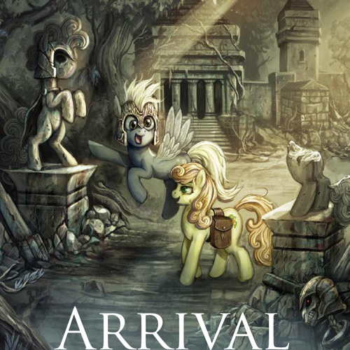 Arrival - Derpy and Carrot Top's Epic