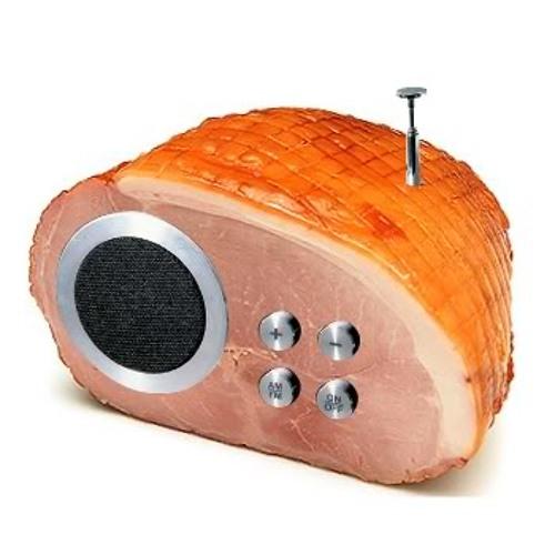 Smoked Ham Radio