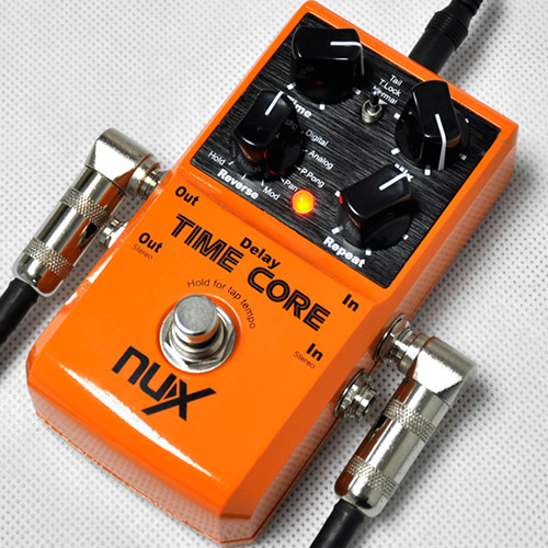 Nu-X Time Core: Analog Delay