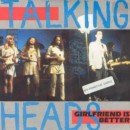 Talking Heads - Girlfriend is Better (Codebase Remix)