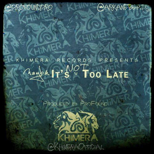 ProFound - Maybe It's Not Too Late (Prod. by ProFound)