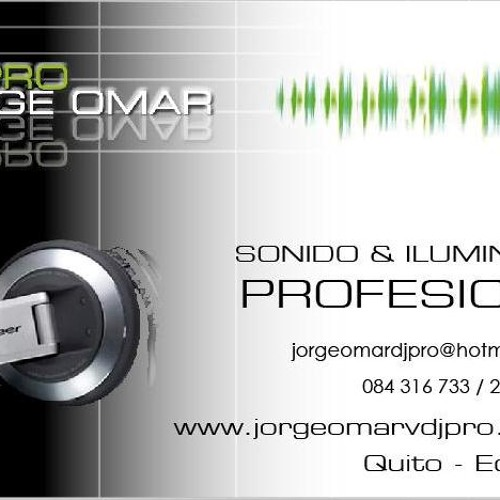 Jorge Omar Dj Pro™ - Spool on the way Afro Music Previous (parcial)