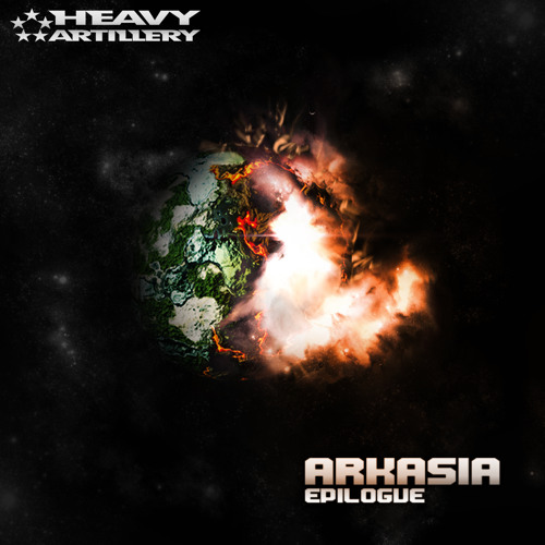 Arkasia - Epilogue EP [Out dec.17th on heavy artillery]