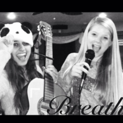 Breathe by Lauren Herbst feat. Shaira Patel (Cover by Taylor Swift)