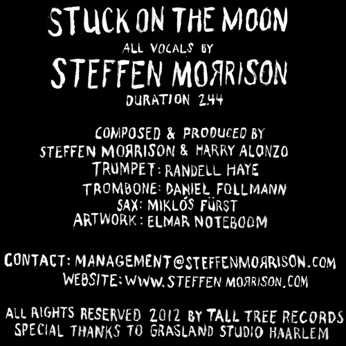 """Stuck On The Moon live at radio538 """"Evers staat op"""""""