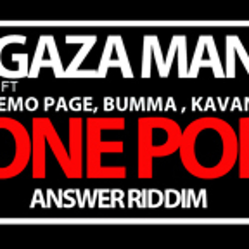 Gaza Man FT Bomma