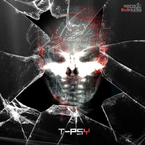 T-Psy - Behind The Mask EP (NOBUSS045)