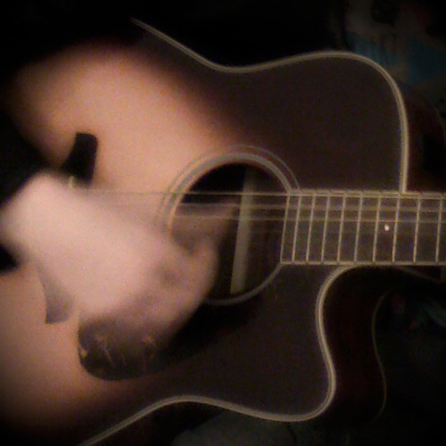 MoRi - An der Gitarre