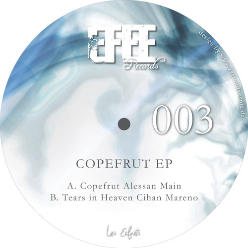 Alessan Main -Copefrut Preview snipped EFEE Records