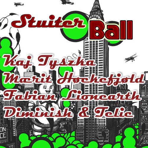 Fabian Lionearth - Live @ Stuiterball (28-07-2012)