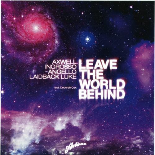 Swedish House Mafia - Leave the world behind (R'J Mash up)