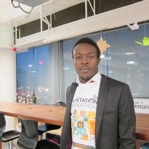 Africa Gathering's Morris Marah on #SanHack solutions