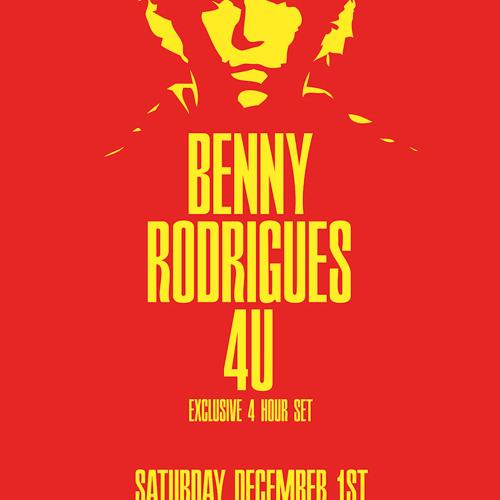 Benny Rodrigues @ Benny Rodrigues 4U, Toffler, Rotterdam (1-12-2012) PART 1 OF 2