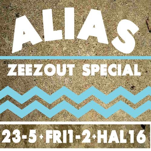 Steef van Velzen - ALIAS ZeeZout special promo mix