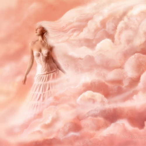 Lady of the clouds
