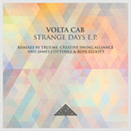 Volta Cab - Don't give up -  TRUS'ME Gotta be strong remix