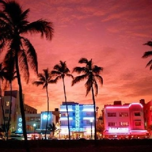 Miami Art Basel Mix for Perrier