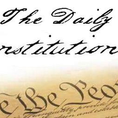 Constitutional Podcasts