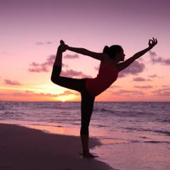 Festive Funky Yoga Flow