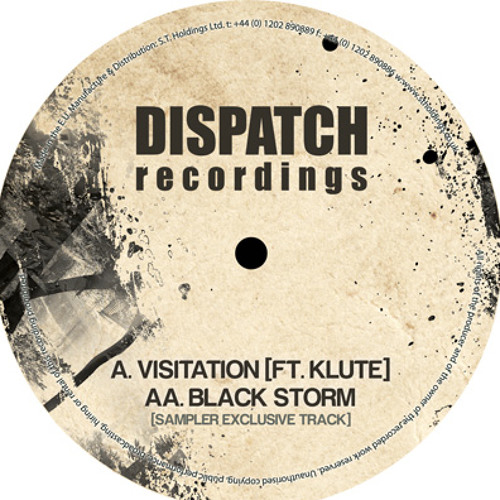 Survival & Silent Witness - Black Storm ['In from the Wild' Sampler Excl] - Dispatch (CLIP) OUT NOW