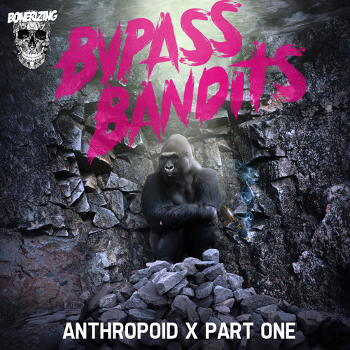 Bypass Bandits - Invisible Monsters (Original Mix) Bonerizing Records