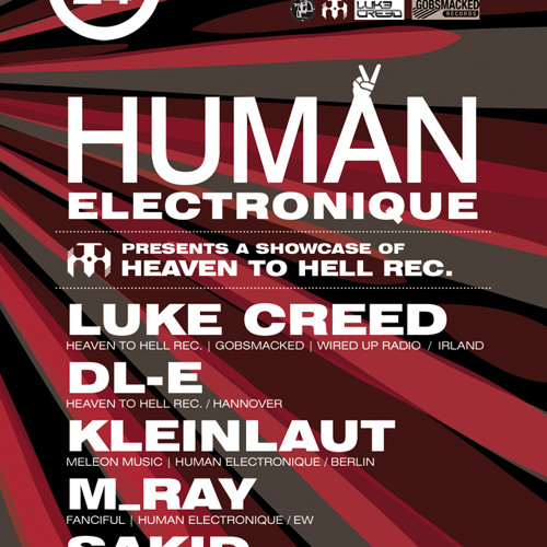 Heaven To Hell Podcast Vol. 2 - mixed by Luke Creed (IRE) // free download