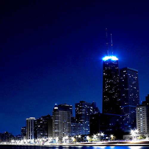 cis minor - Blue Night