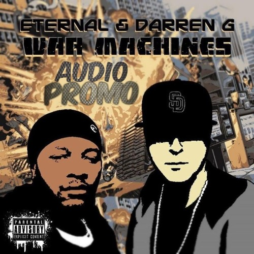 "Eternal & Darren G - ""War Machines"" Album Promo Audio"