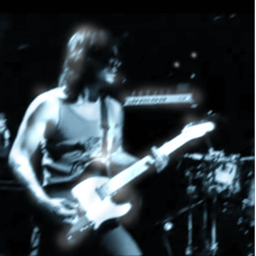 I'm Losing You - Richie Kotzen Cover - Excerpt (Guitar Solo Improvisation)