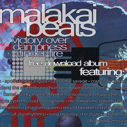 Malakai Beats - KM-ULTRA feat. Deraj the Scatterbrain & Still Doe  - Don't Choke